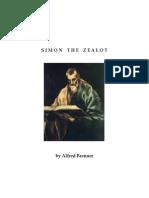 Simon the Zealot Pt1