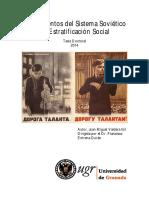 Fundamentos del sistema soviético de estratificación social (Juan Miguel Valdera Gil)