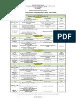 8. Agenda Semanal Marzo 9 Al 13 de 2020