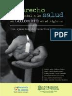 El derecho fundamental a la salud en Colombia en el siglo XXI