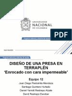 Grupo12_Tarea2_PresaTerraplén_Presentación.pptx