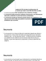 Neumonía OMS