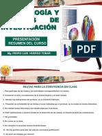 0 PRESENTACIÓN TECNICAS YMETODOS DE INVESTIGACIO
