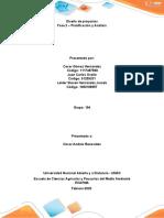 Fase 2 – Planificación y Análisis