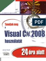 Tanuljuk meg a Visual C# használatát 24 óra alatt