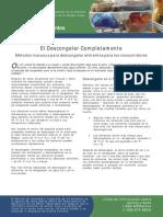 Cómo descongelar - USDA.pdf