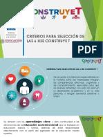 U2_S.1_ppt_2 CRITERIOS PARA SELECCIÓN DE LAS 6 HSE.pdf