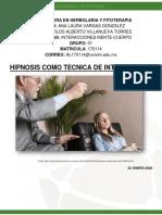 ALVargas_Hipnosiscomotecnicaintervencion