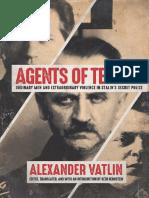 Alexander Vatlin - Agents of terror