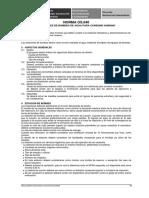 0S - ESTACIONES DE BOMBEO DE AGUA PARA CONSUMO HUMANO 040