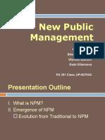 Npm Report