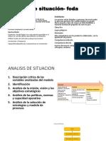 Analisis de situación POLLOLANDIA