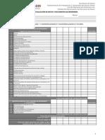 Evaluacion De Notas De Enf. 2019
