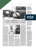 Lengua-La Camorra Napolitana