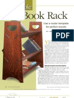 A Portable Book Rack