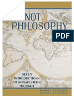 Anastaplo Introduction to Non-Western Thought