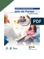 Terapia de Pareja y Terapia Familiar, Diplomado de Especialización.