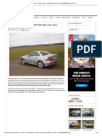 Future Curbside Classic_ 1997-2004 Mercedes SLK 200_230_320AMG (R170)