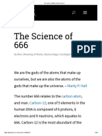 The Science of 666 _ Gnostic Warrior.pdf