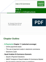 E Payments Saudi Arabian E Infrastructure