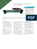 MDF101-Datasheet-B211348EN-B