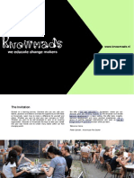 Knowmads Brochure 2010