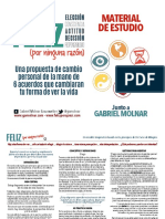 FELIZ PORQUE SI - Gabriel Molnar