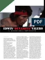 Edwin Valero@Romina Ciuffa