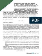 9.1 Padilla vs Congress of the Philippines DECISION 163