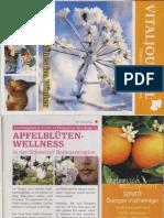 Vital Journal, Golf Panorama, Herbst-winter 2010-2011