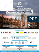 Brochure VIII Congreso Panamericano