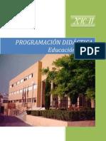 Programación EF Dpto IES Nuevo Scala 2010-11