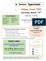 Event Flyer HH 2020