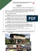 DOK ALTERNATIBO RESEARCH AND DEVELOPMENT FOUNDATION MODULE.docx