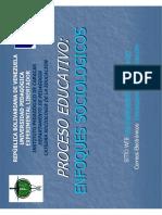 Enfoques Sociológicos de la Educación