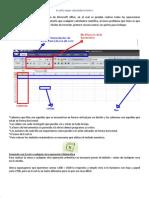 Excel Es Un Programa de La Familia de Microsoft Office