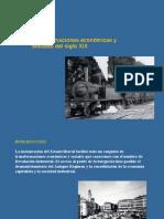 Tema 5 Transformaciones económicas y sociales siglo XIX