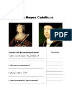 Los Reyes Católicos.alumnos