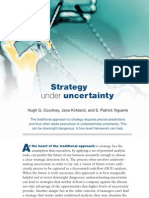 Mckinsey Quarterly - Strategy Under Uncertainty