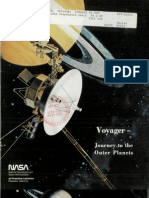 Voyager Journey to the Outer Planets