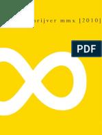 Tijdschrijver MMX [2010]