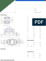 Soportes de pie de dos piezas  series SNL y SE para rodamientos montados sobre un manguito de fijación  con sellos estándares-SNL 515-612 + 1215 K + H 215