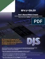 Pioneer Pro DJS Manual