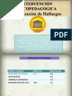 SOCIALIZACION RESULTADOS INTERVENCION PSICOPEDAGOGICA.pptx