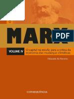 (Coleção NIEP-Marx v4) Eduardo Sá Barreto - O capital na estufa_ para a crítica da economia das mudanças climáticas-Editora Consequência