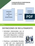 FUENTES DE ADQUISICION DE COMPONENTES