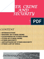 Cyber Crime-ppt
