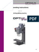 optimum BF16V manual
