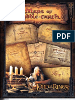 [Lord of the Rings] LOTR RPG - Maps of Middle-Earth