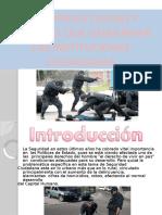 CAUSAS Y FACTORES QUE GOBIERNAN LAS INSTITUCIONES CIUDADANAS